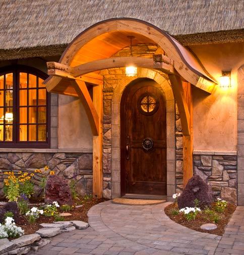 Front Door Installation in Lake Oswego